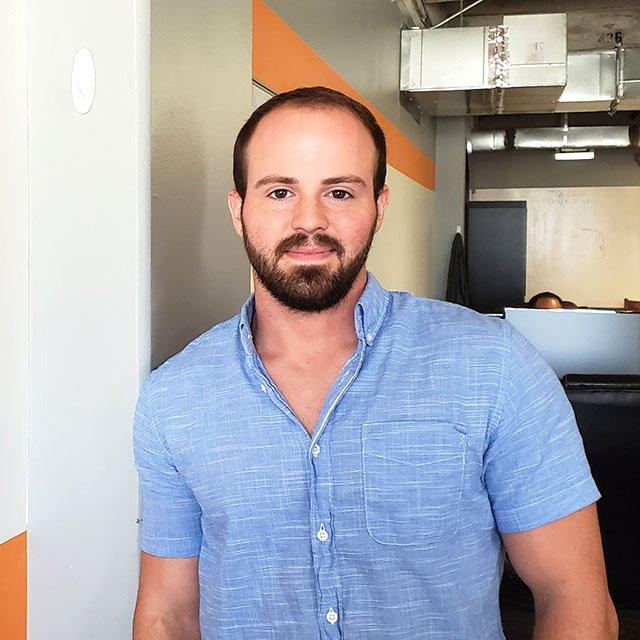 Bryce Grimes, GIS Technician at Theorem Geo Associates