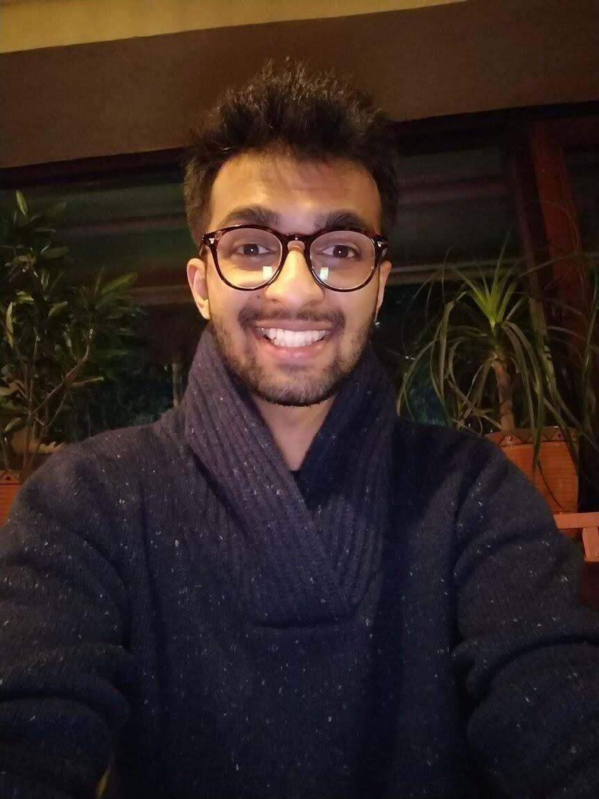 Neelesh Mungoli, Software Engineer at Theorem Geo
