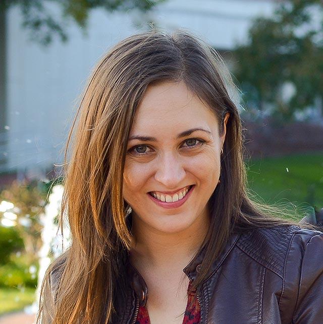 Sharon Anton, GIS Analyst at Theorem Geo Associates